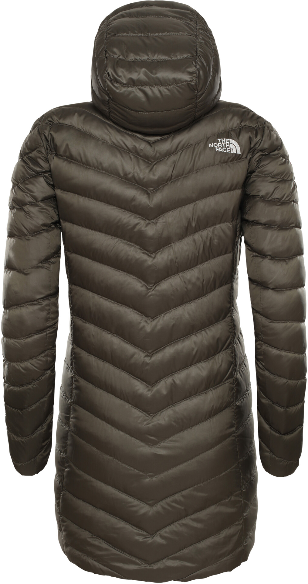 The North Face Stretch Parka de plumas Mujer, new taupe green